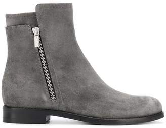 Unützer side zipped boots