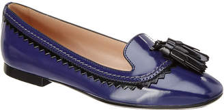 Tod's TodS Patent Tassel Loafer