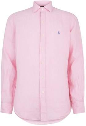 Polo Ralph Lauren Linen Oxford Shirt