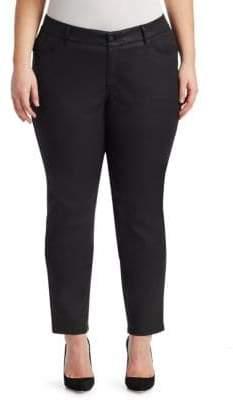 Lafayette 148 New York Lafayette 148 New York, Plus Size Mercer Straight Leg Jeans