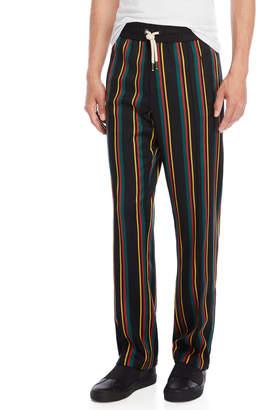 Palm Angels Multi Stripe Track Pants
