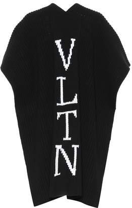 Valentino VLTN wool cardigan