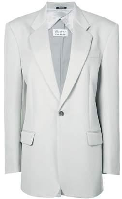 Maison Margiela oversized boxy-fit blazer
