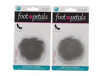 Foot Petals Tip Toes Technogel 2-Pair Pack