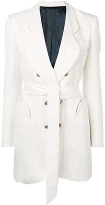 BLAZÉ MILANO double-breasted midi coat