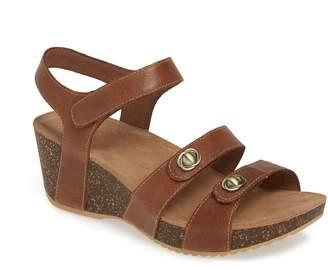 Dansko Savannah Wedge Sandal