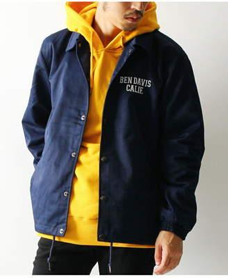 Ben Davis (ベン デイビス) - BEN DAVIS white label BEN DAVIS/ワッペンコーチジャケット ナバル コート/ジャケット