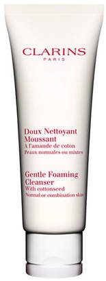 Clarins Gentle Foaming Cleanser For Normal Or Combination Skin