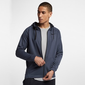 Nike Big & Tall Modern-Fit Dri-FIT Zip-Front Training Hoodie