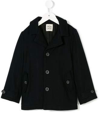 Douuod Kids single-breasted coat