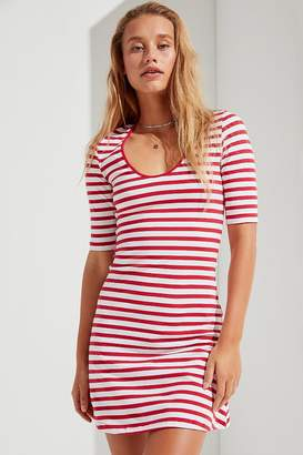 The Fifth Label Voyage Striped Mini Dress