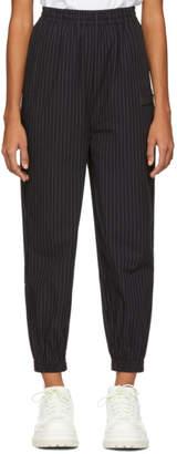 Perks And Mini Black Striped Executive Realness Lounge Pants