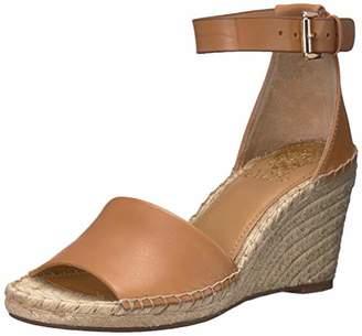 Vince Camuto Women's Leera Espadrille Wedge Sandal,7 Medium US
