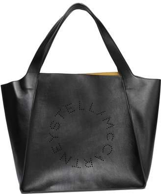 Stella McCartney (ステラ マッカートニー) - ステラ マッカートニー パーフォレーション加工フェイクレザー トートバッグ