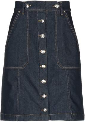 Vdp Collection Denim skirts