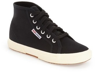 Women's Superga 'Cotu' High Top Sneaker $68.95 thestylecure.com