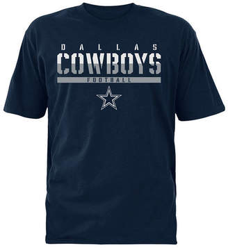 Authentic Nfl Apparel Dallas Cowboys Ruthless T-Shirt, Little Boys (4-7)