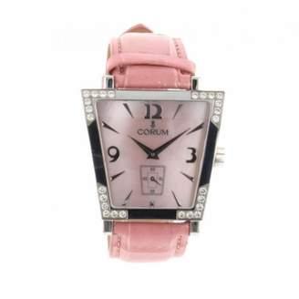Corum Pink Steel Watches