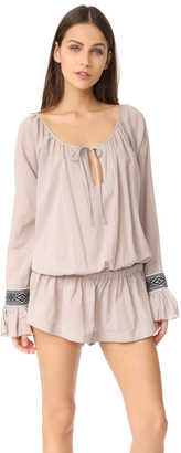 One Teaspoon Rose Hill Romper $130 thestylecure.com