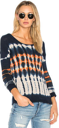 Soft Joie Hilma Sweater in Blue $198 thestylecure.com