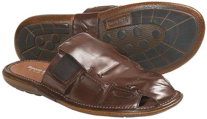 Bacco Bucci Jonah Sandals - Leather Slide (For Men)