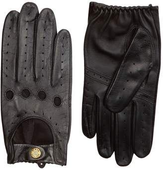 Dents Touchscreen Leather Driving Gloves