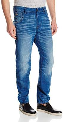 G Star Men's Arc 3D Tapered Klaso Denim