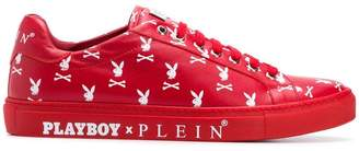 Philipp Plein Playboy print sneakers