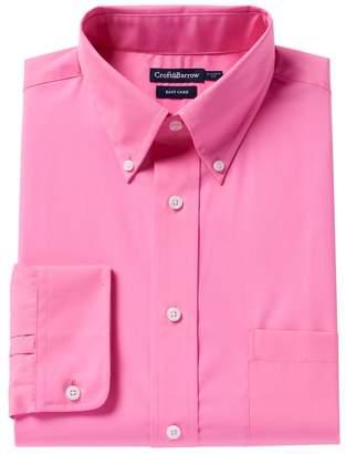 Croft & Barrow Big & Tall Easy Care Point-Collar Dress Shirt