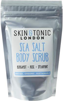Skin & Tonic London Sea Salt Body Scrub
