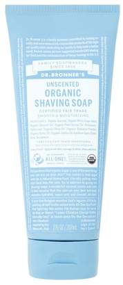 Dr Bronner Dr. Bronner's Organic Shaving Soap Unscented 207 ML - No Colour