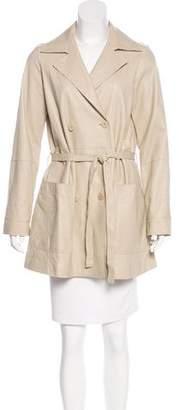 Graham & Spencer Leather Short Coat