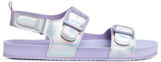 H&M Sandals - Purple