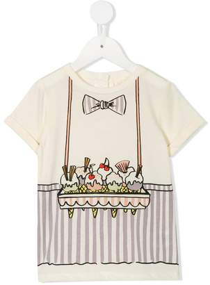 Stella McCartney Bongo Ice Cream dress