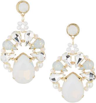 Capri Colette Lena Crystal Drop Earrings