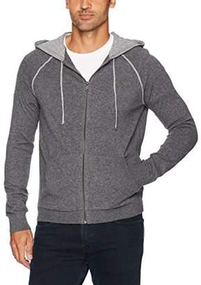Lucky Brand Men's Welterweight Hooded Sweatshirt