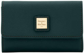 Dooney & Bourke Belvedere Flap Wallet