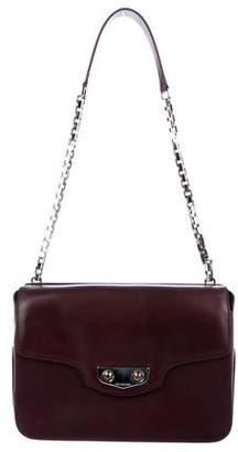 Balenciaga Smooth Leather Shoulder Bag