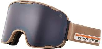Native Eyewear Treeline Snow Goggles