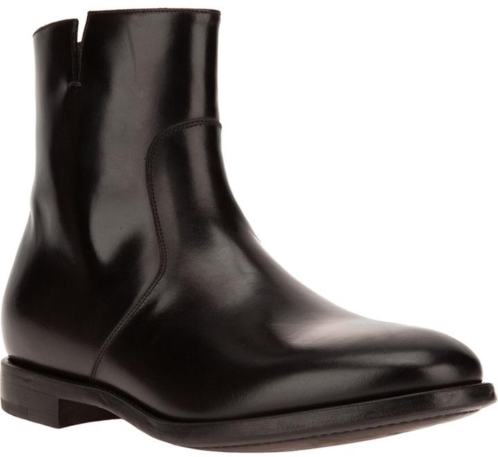 Salvatore Ferragamo classic ankle boots