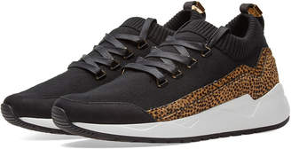 Buscemi Pony Hair Run 1 Sneaker