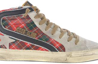 Golden Goose Deluxe High-cut Sneakers