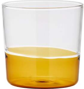 Ichendorf Light Water Glass - Amber And Clear