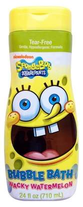 Spongebob Squarepants Wacky Watermelon Bubble Bath - 24 fl oz $2.79 thestylecure.com