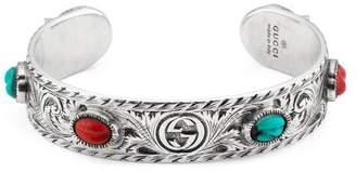 Gucci Garden cuff bracelet