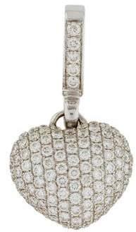 Theo Fennell 18K Diamond Heart Pendant