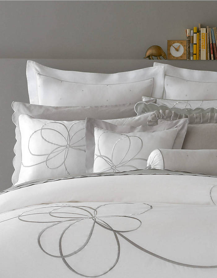 Kate Spade Belle Boulevard Decorative Flanged Pillow