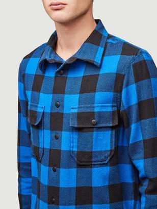 Frame Buffalo Shirt Jacket