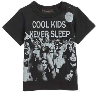 Rock Your Baby Cool Kids Graphic T-Shirt