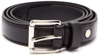Ami Thin leather belt